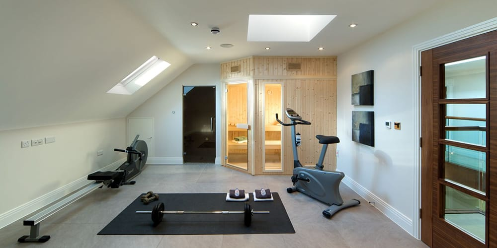Loft-Conversion-Gym