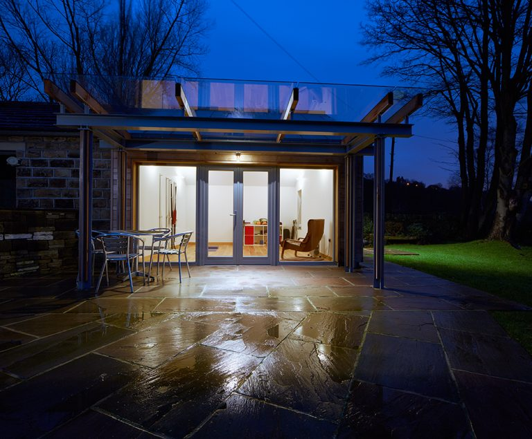 Passivhaus Extension Holmfirth 12