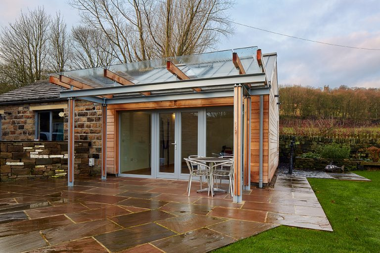 Passivhaus Extension Holmfirth