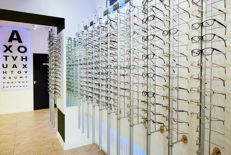 Valli Opticians Renovation Huddersfield